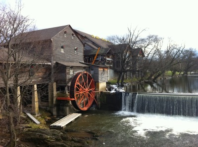 The Old Mill Restaurant
