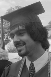 high school graduation beard