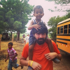 Nicaraguan missionary beard